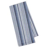 Marine HerringboneStripe Towel