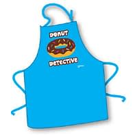Kid's Apron Donut Detective