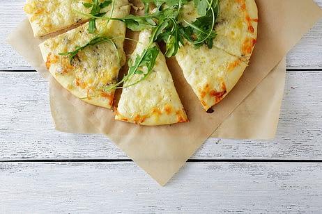 New White Pizza