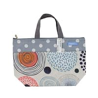 Lunch Tote Insulated Gray
