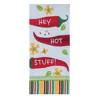 Hot Stuff Kitchen Towel