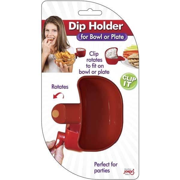 Dip Holder for Bowl or Plate
