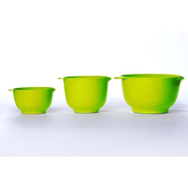 3 Pc Bowl Set .75Qt1.5Qt3Qt