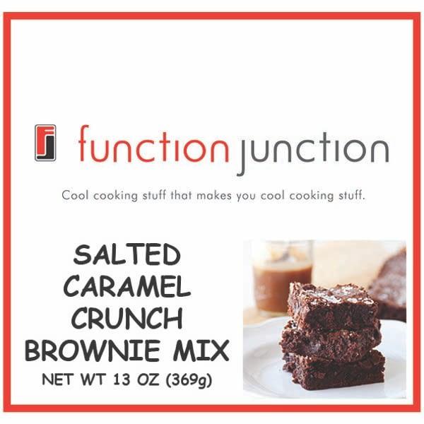 Salted Caramel Brownie Mix