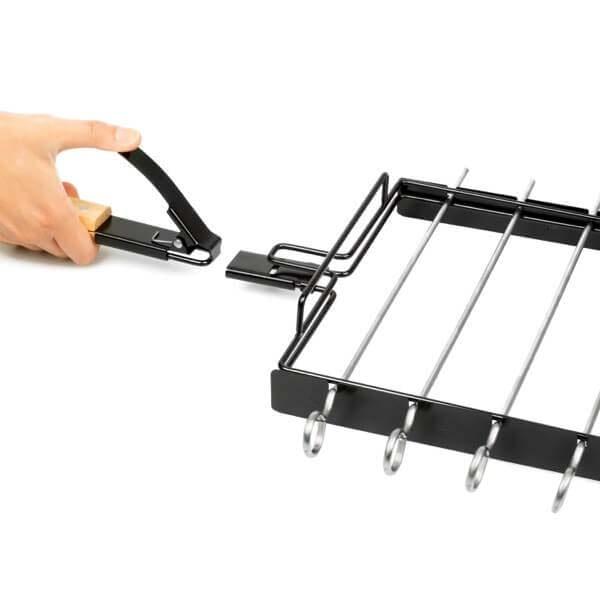 BBQ Skewer Rack
