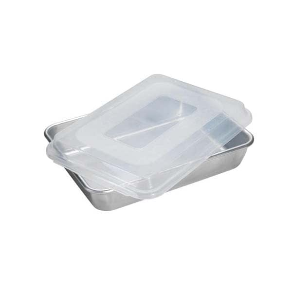 Rectangular Cake Pan w Lid