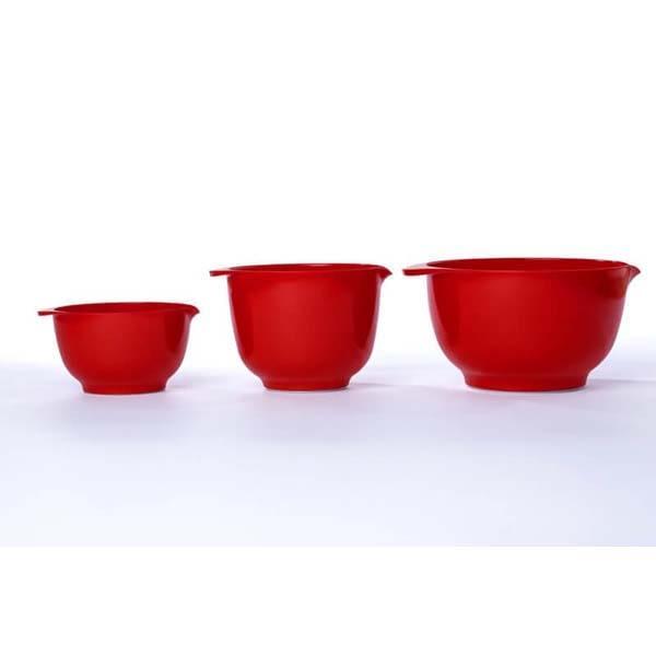 3 Pc Bowl Set .75Qt1.5Qt3Qt